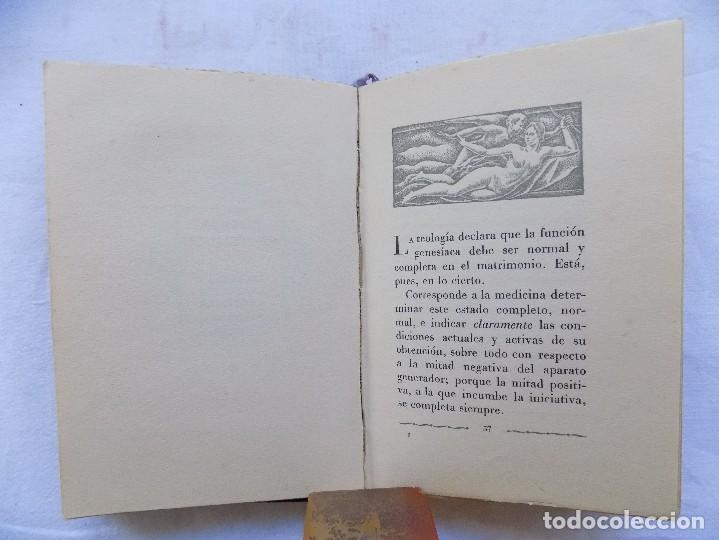 Libros antiguos: LIBRERIA GHOTICA. BREVIARIO DEL AMOR EXPERIMENTAL.1935. BELLA EDICION CON GRABADOS. 1ª EDICION. - Foto 3 - 116778415