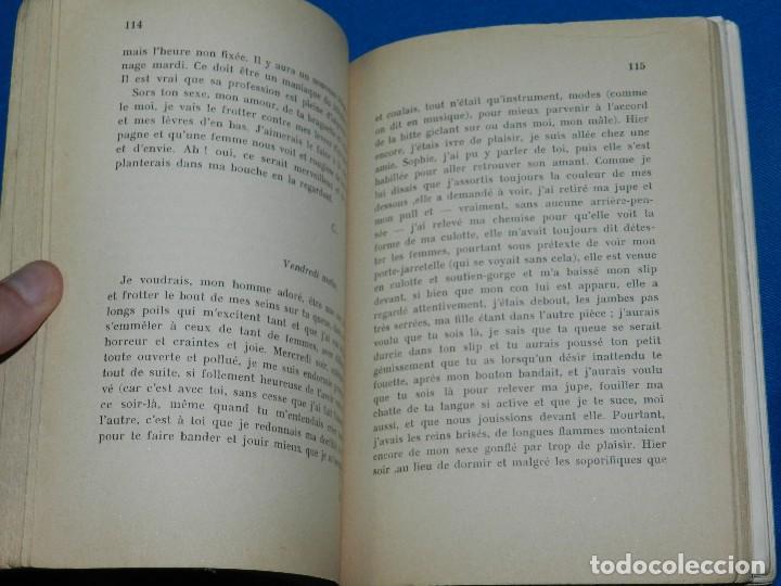 Libros antiguos: (MF) EROTICO - INTERLUDE , ILUSTRADO CON FOTOGRAFIAS EROTICO / PORNOGRAFICAS , IDIOMA FRANCES - Foto 5 - 121151587