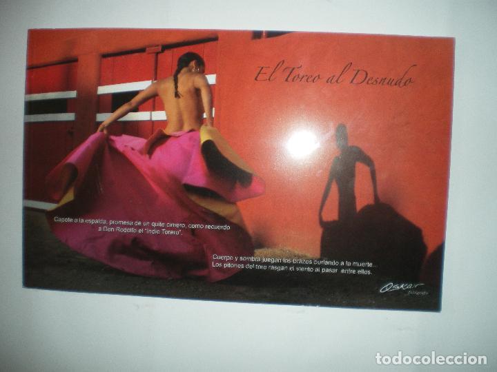 Libros antiguos: EL TOREO AL DESNUDO - Foto 7 - 134836019