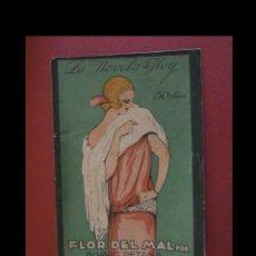 Libros antiguos: FLOR DEL MAL. ALVARO RETANA. Lote 128077183