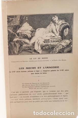 Libros antiguos: Le Centre de lamour (Emblèmes XVIIe siècle. Tabatières (Erótica. Emblemas s XVII, s XVIII - Foto 3 - 131088892