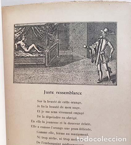 Libros antiguos: Le Centre de lamour (Emblèmes XVIIe siècle. Tabatières (Erótica. Emblemas s XVII, s XVIII - Foto 4 - 131088892