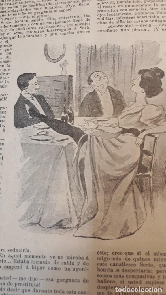 Libros antiguos: Vida Galante y Vida Literaria. - Foto 11 - 132360118