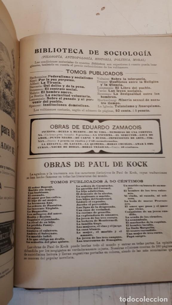 Libros antiguos: Vida Galante y Vida Literaria. - Foto 29 - 132360118