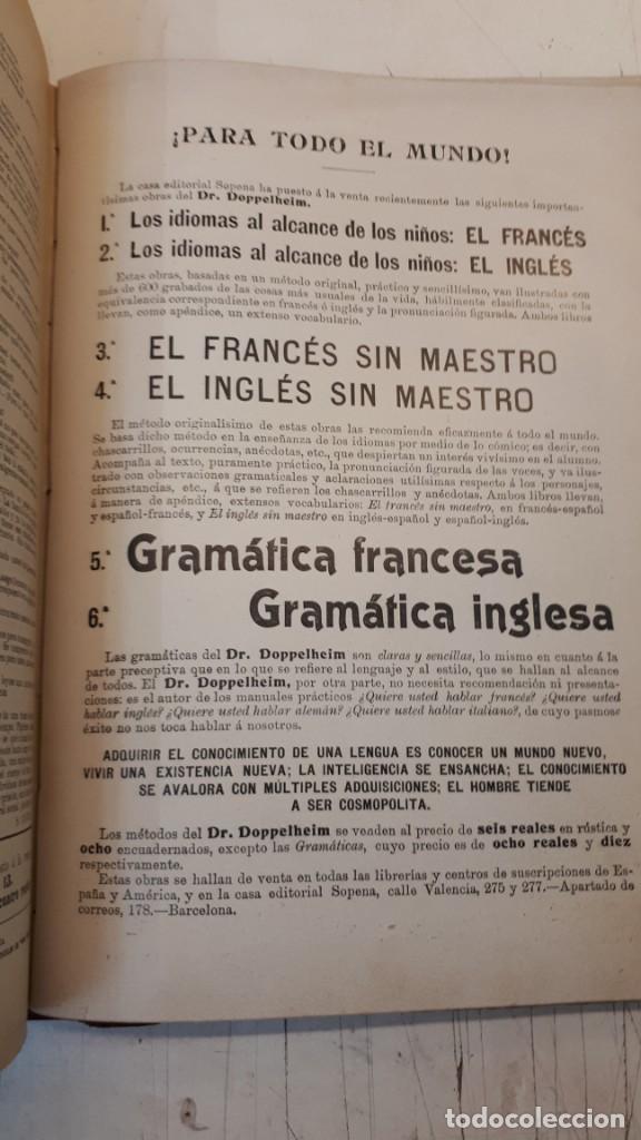 Libros antiguos: Vida Galante y Vida Literaria. - Foto 30 - 132360118