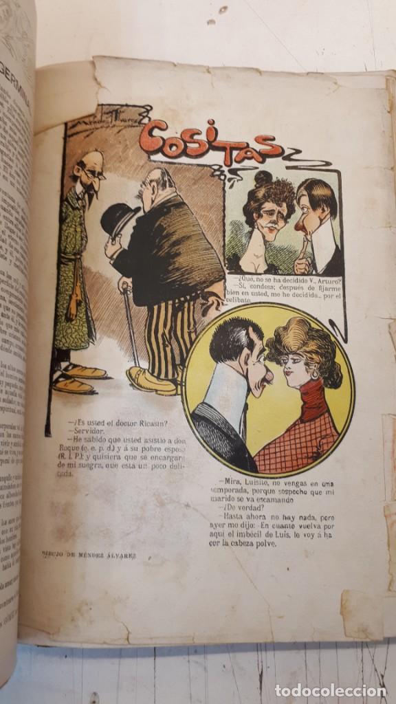 Libros antiguos: Vida Galante y Vida Literaria. - Foto 32 - 132360118