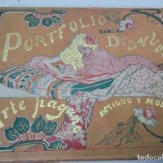 Libros antiguos: PORTFOLIO DEL DESNUDO. Lote 132586394