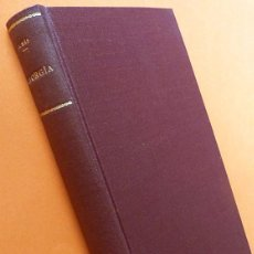 Libros antiguos: LA ORGÍA (LAS NOVELAS SEVILLANAS) - JOSÉ MÁS - RENACIMIENTO - 1926 (7ª EDICIÓN). Lote 132832470