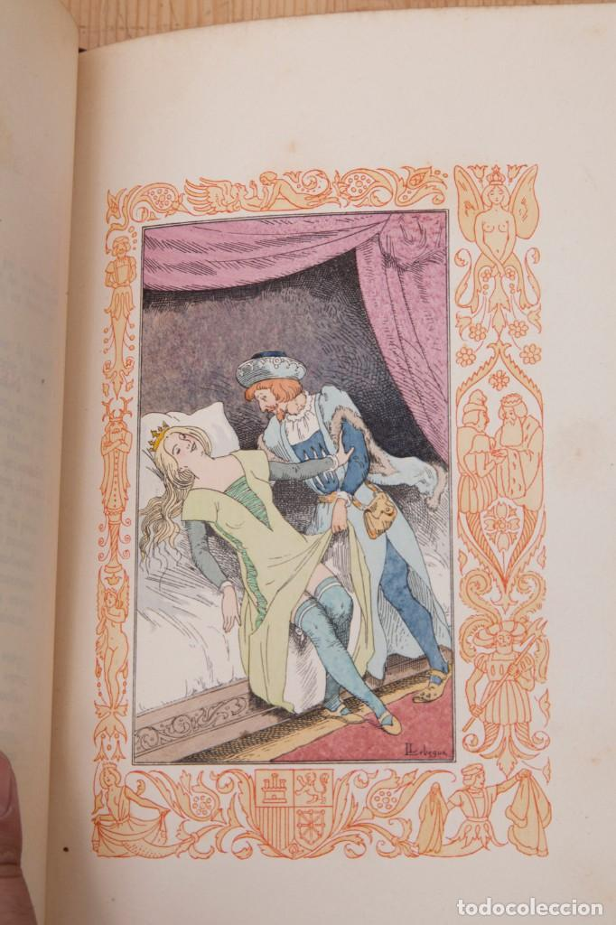 GIOVANNI FRANCESCO STRAPAROLA AND LEON LEBEGUE - LES FACETIEUSES NUITS DE STRAPAROLE - 1907 - EROTIS (Libros antiguos (hasta 1936), raros y curiosos - Literatura - Narrativa - Erótica)