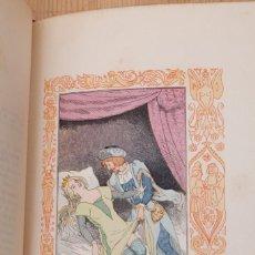 Libros antiguos: GIOVANNI FRANCESCO STRAPAROLA AND LEON LEBEGUE - LES FACETIEUSES NUITS DE STRAPAROLE - 1907 - EROTIS. Lote 135320602