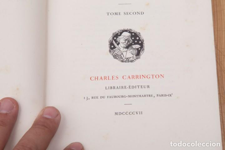 Libros antiguos: Giovanni Francesco Straparola and leon Lebegue - Les Facetieuses Nuits de Straparole - 1907 - erotis - Foto 7 - 135320602