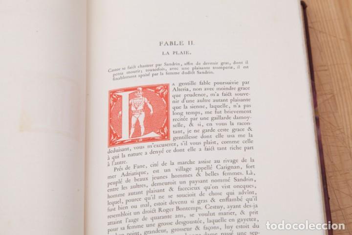Libros antiguos: Giovanni Francesco Straparola and leon Lebegue - Les Facetieuses Nuits de Straparole - 1907 - erotis - Foto 8 - 135320602