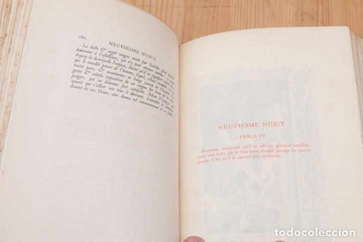 Libros antiguos: Giovanni Francesco Straparola and leon Lebegue - Les Facetieuses Nuits de Straparole - 1907 - erotis - Foto 10 - 135320602