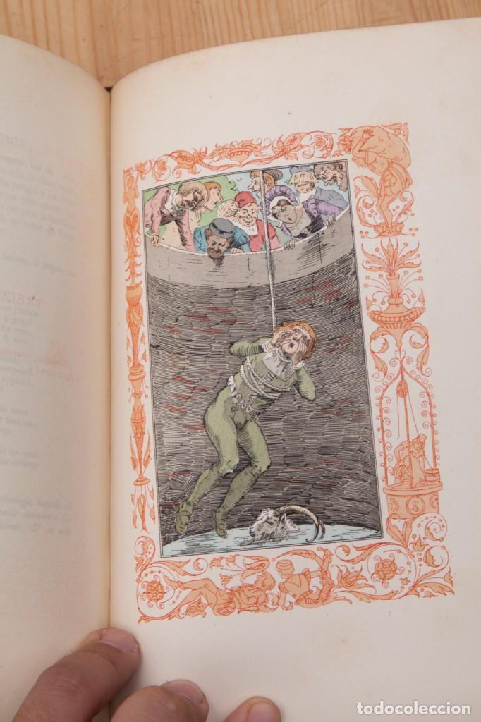 Libros antiguos: Giovanni Francesco Straparola and leon Lebegue - Les Facetieuses Nuits de Straparole - 1907 - erotis - Foto 13 - 135320602
