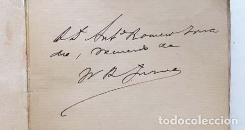 Libros antiguos: Waldo A. Insúa : (Deseada. (1908) con autógrafo del autor. (Erótica - Foto 2 - 137612674