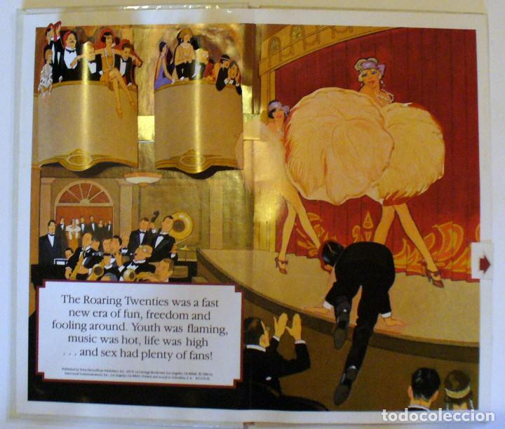 Libros antiguos: The Roaring Twenties a Spicy Pop-up book for adults only - Foto 3 - 140639806