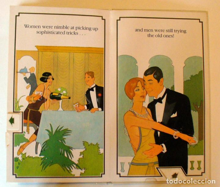 Libros antiguos: The Roaring Twenties a Spicy Pop-up book for adults only - Foto 9 - 140639806