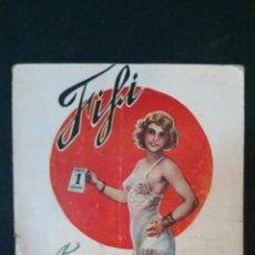 Libros antiguos: 1932 - FERSAL - FIFI - ALMANAQUE 1933. Lote 144108918