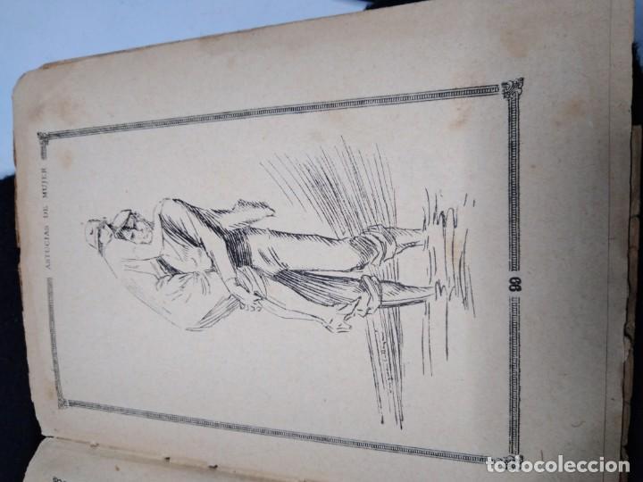 Libros antiguos: la novela de noche astucias de mujer por eduardo zamacois 1924 - Foto 4 - 148337546