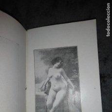 Libros antiguos: DESNUDOS ARTISTICOS COLECCION IDEAL FOTOGRAFIAS EROTICAS. Lote 149961498