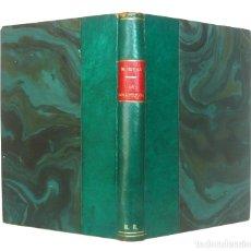 Libros antiguos: 1928 - MIGUEL RIVAS: LA VOLUPTUOSA - BARCELONA, EDITORIAL LUX - LITERATURA ERÓTICA - EROTISMO. Lote 151203442