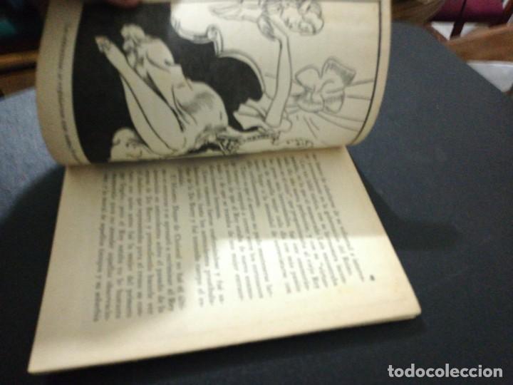 Libros antiguos: Estrellas del amor número 1, amaniel, biografía novelada la Du Barry, ilustrado - Foto 3 - 183746341
