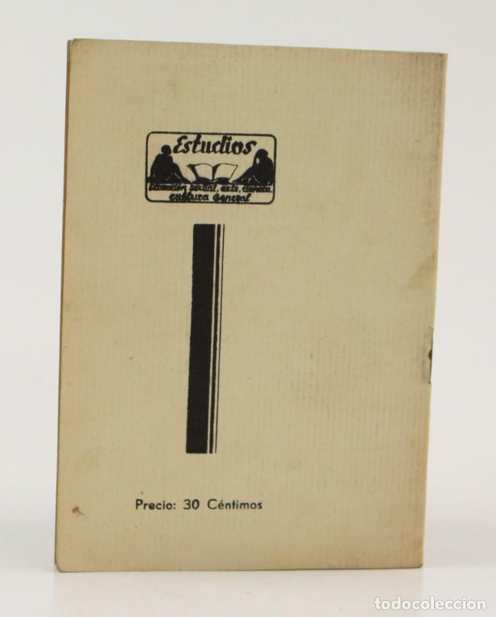 Libros antiguos: La prostitución, biblioteca estudios, diversos autores, Valencia. 16,5x12cm - Foto 3 - 154110050