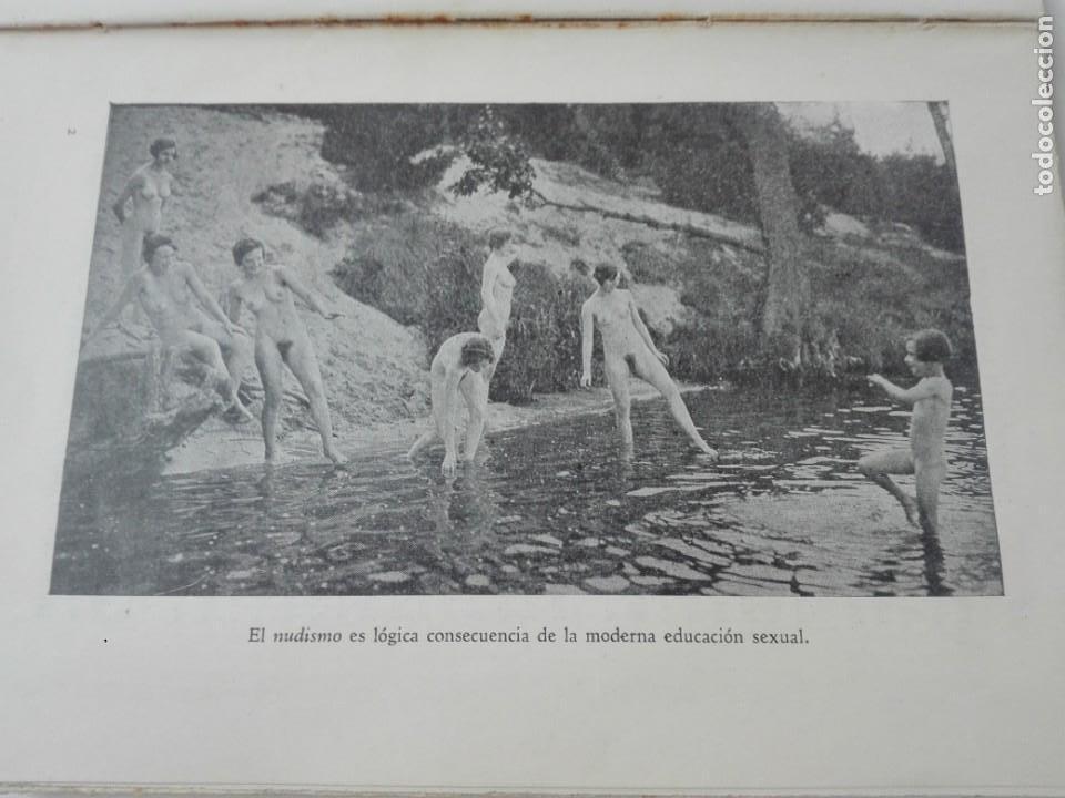 Libros antiguos: INICIACION A LA VIDA SEXUAL JUSTO MARIA ESCALANTE AÑO 1933 ILUSTRADO - Foto 3 - 154539946