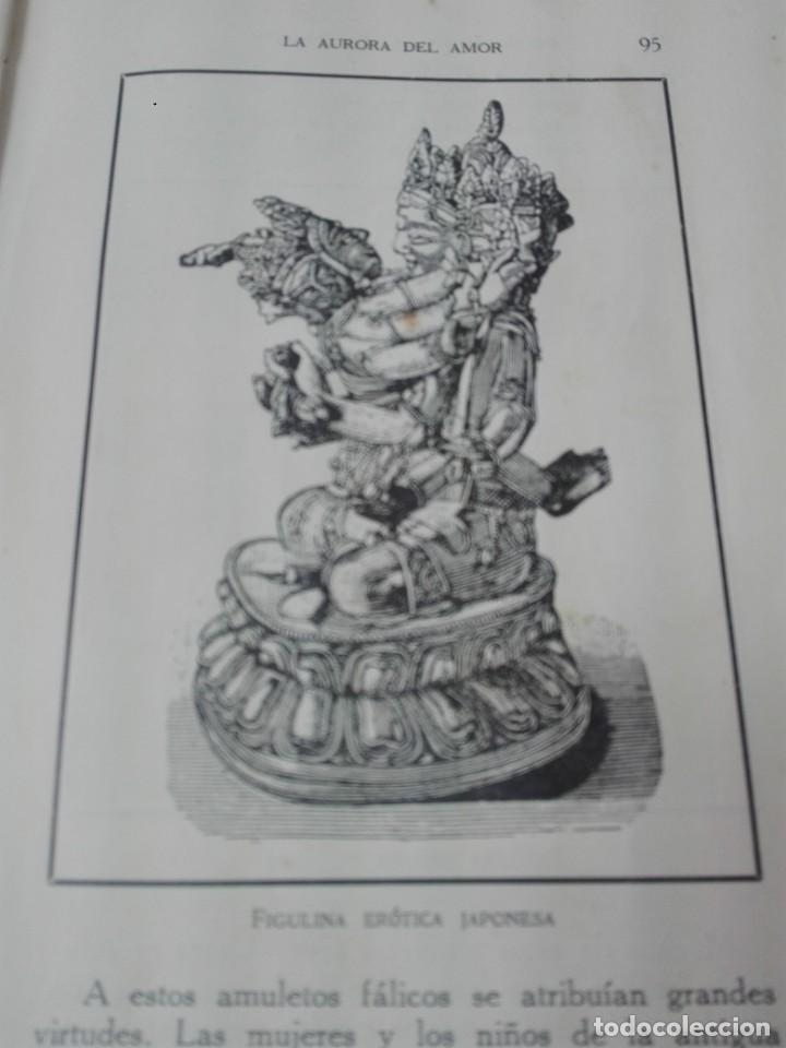 Libros antiguos: INICIACION A LA VIDA SEXUAL JUSTO MARIA ESCALANTE AÑO 1933 ILUSTRADO - Foto 6 - 154539946