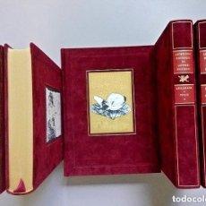 Libros antiguos: PAUVERT. ANTOLOGÍA HISTÓRICA DE LECTURAS EROTICAS. 6 VOLUMENES. 1981. 400 DIBUJOS EROTICOS, NUMERADO. Lote 154597802