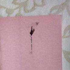 Libros antiguos: LA PEQUEÑA MARÍA DE SYLVAIN SAULNIER. 1ª ED. NOVIEMBRE 1979. Lote 156764098