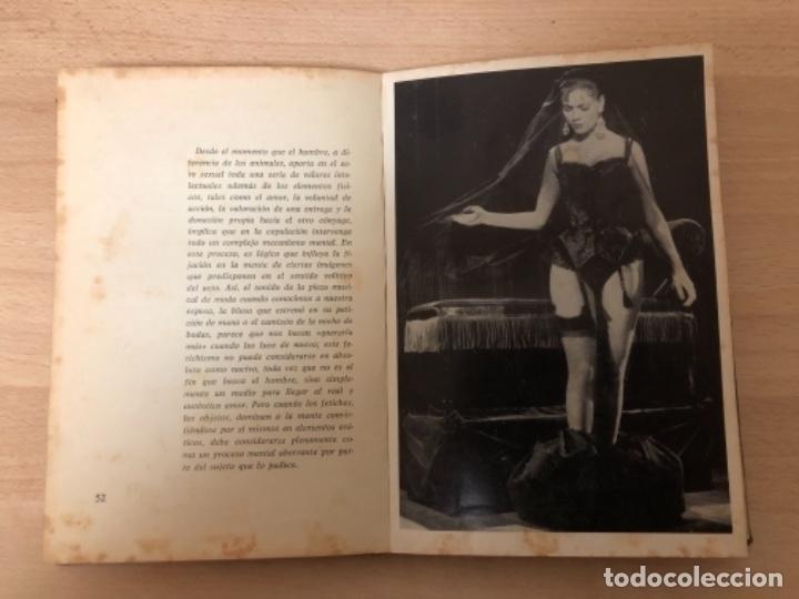 Libros antiguos: LIBRO , LAS ABERRACIONES SEXUALES , EDICIONES TELSTAR BARCELONA , AÑO 1.968 - Foto 5 - 158224614