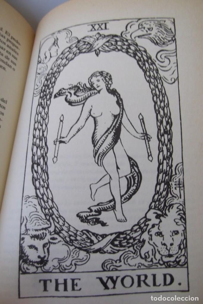 Libros antiguos: @ EL TAROT SEXUAL @ TENGA EL CONOCIMIENTO DE SU FUTURO EN EL @ SEXO @ - Foto 5 - 158522274