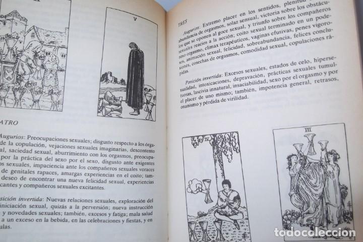 Libros antiguos: @ EL TAROT SEXUAL @ TENGA EL CONOCIMIENTO DE SU FUTURO EN EL @ SEXO @ - Foto 6 - 158522274