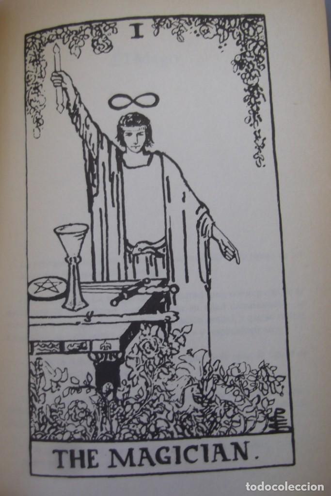 Libros antiguos: @ EL TAROT SEXUAL @ TENGA EL CONOCIMIENTO DE SU FUTURO EN EL @ SEXO @ - Foto 8 - 158522274