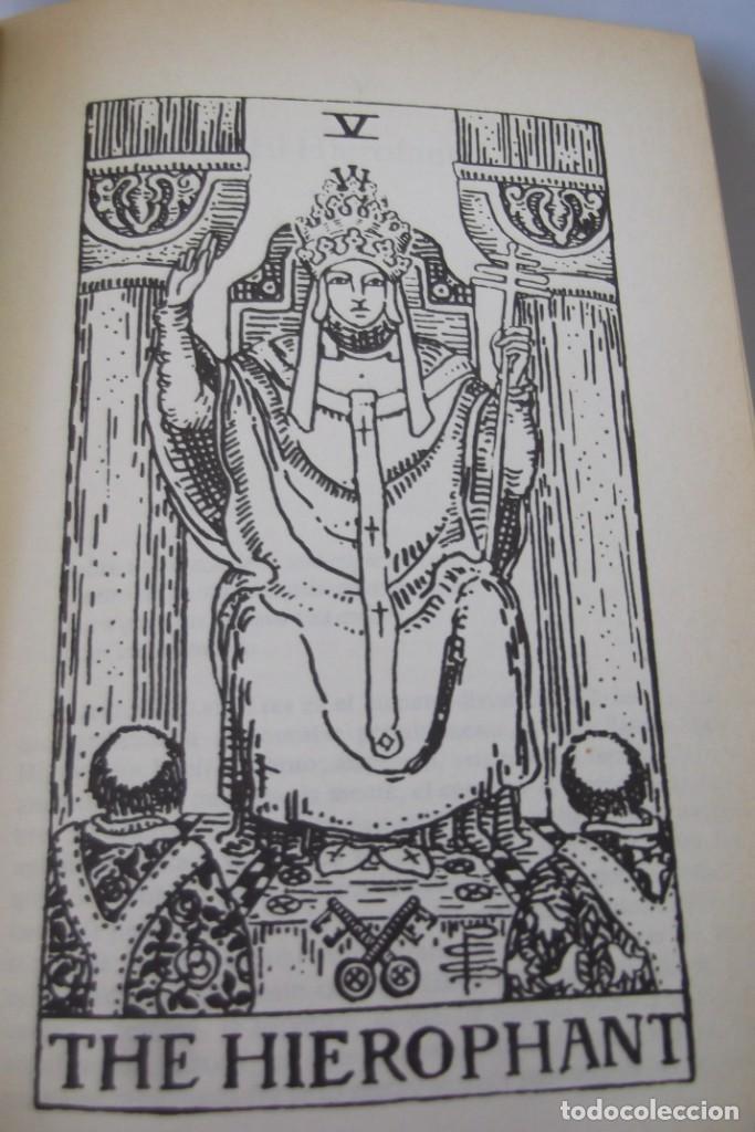Libros antiguos: @ EL TAROT SEXUAL @ TENGA EL CONOCIMIENTO DE SU FUTURO EN EL @ SEXO @ - Foto 11 - 158522274