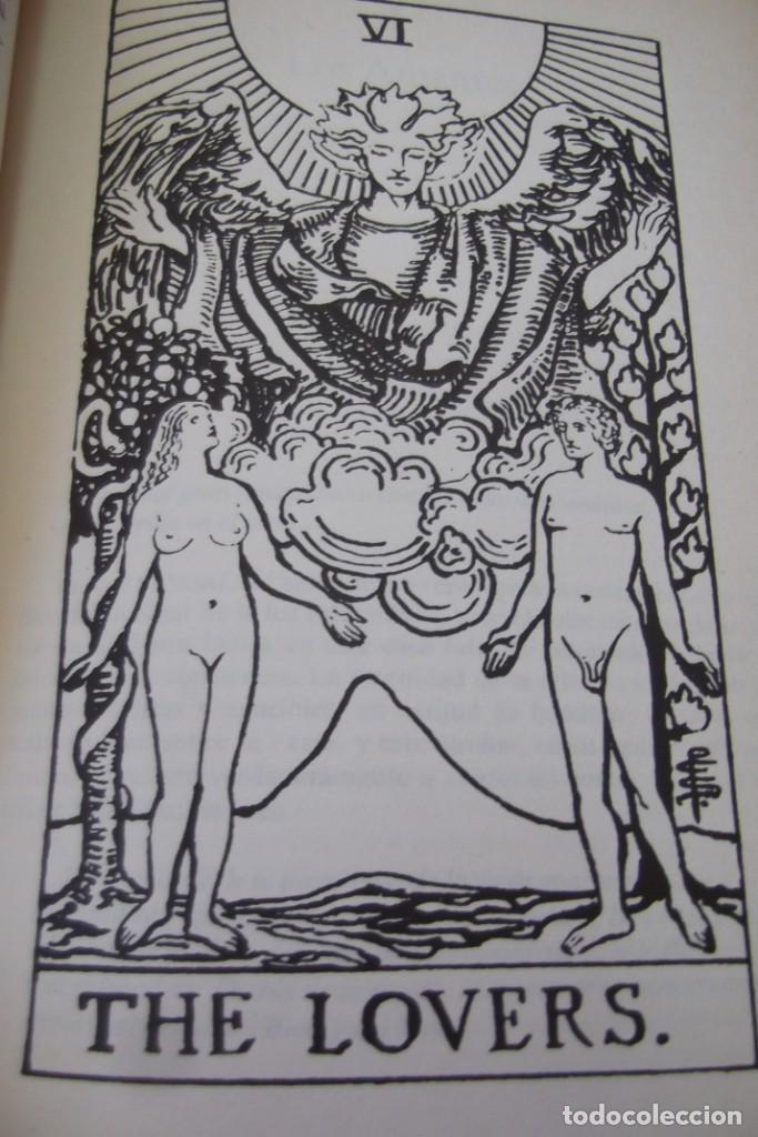 Libros antiguos: @ EL TAROT SEXUAL @ TENGA EL CONOCIMIENTO DE SU FUTURO EN EL @ SEXO @ - Foto 12 - 158522274