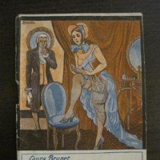 Libros antiguos: AVENTURAS GALANTES-NOVELA EROTICA-LOCURA DE AMOR-PIGAULT LEBRUN-NUM·7-VER FOTOS-(V-16.663). Lote 161390026