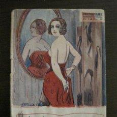 Libros antiguos: LA AVENTURA GALANTE-NOVELA EROTICA-VIAJE DE PLACER-NUM·28-VER FOTOS-(V-16.668). Lote 161390622