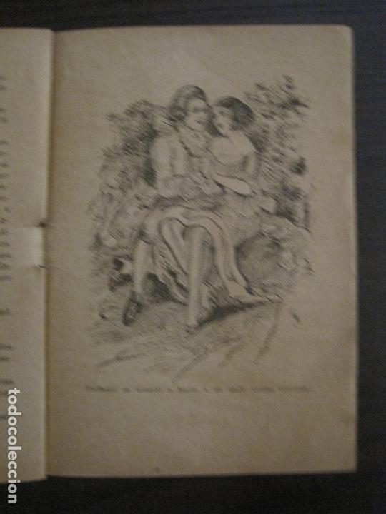Libros antiguos: EL CUENTO CLASICO-NOVELA EROTICA-EL LOBO EN REDIL-NUM·12-VER FOTOS-(V-17.081) - Foto 4 - 165383938