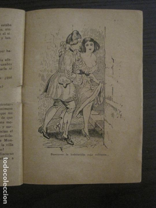 Libros antiguos: EL CUENTO CLASICO-NOVELA EROTICA-EL LOBO EN REDIL-NUM·12-VER FOTOS-(V-17.081) - Foto 5 - 165383938