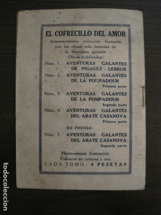 Libros antiguos: EL CUENTO CLASICO-NOVELA EROTICA-EL LOBO EN REDIL-NUM·12-VER FOTOS-(V-17.081) - Foto 6 - 165383938