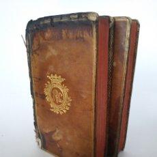 Libros antiguos: CONTES ET NOUVELLES DE BOCACE. TOMO I-II. LA HAYA 1733. (DECAMERON).. Lote 166896154