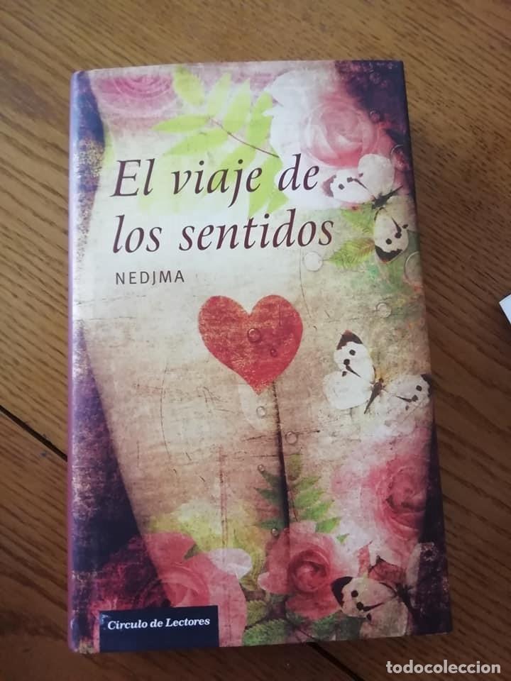 EL VIAJE DE LOS SENTIDOS (Libros antiguos (hasta 1936), raros y curiosos - Literatura - Narrativa - Erótica)