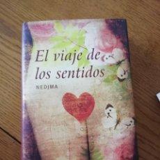 Libros antiguos: EL VIAJE DE LOS SENTIDOS. Lote 168567008