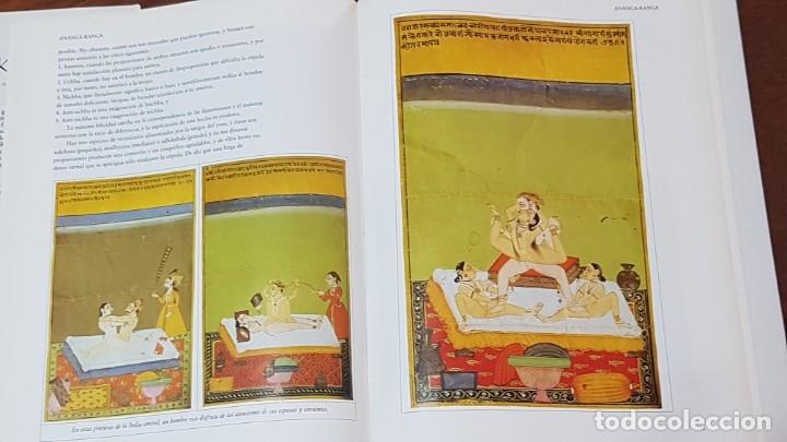 Libros antiguos: KAMA SUTRA (ANANGA-RANGA.EL JARDIN PERFUMADO ILUSTRADOS). CLÁSICOS DE LA LITERATURA ERÓTICA ORIENTAL - Foto 4 - 175284743