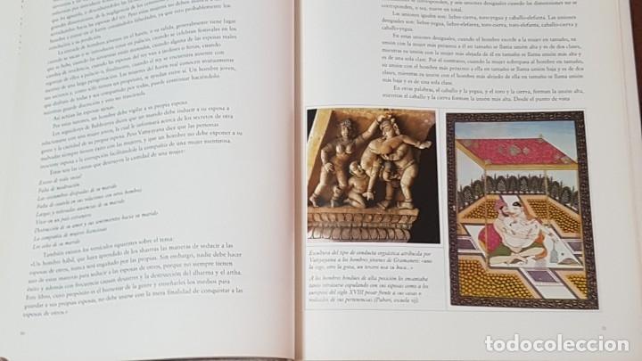 Libros antiguos: KAMA SUTRA (ANANGA-RANGA.EL JARDIN PERFUMADO ILUSTRADOS). CLÁSICOS DE LA LITERATURA ERÓTICA ORIENTAL - Foto 8 - 175284743
