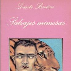 Livres anciens: SALVAJES MIMOSOS. DANTE BERTINI.. Lote 175616090