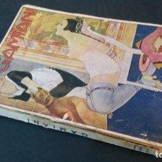 Libros antiguos: 1930 - ALFREDO DE MUSSET - GAMIANI O DOS NOCHES DE QUIMERA - BIBLIOTECA FAUNO. Lote 175798049