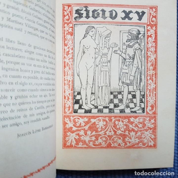 Libros antiguos: Cancionero de amor y de risa: En que van juntas las más alegres, libres y curiosas poesías eróticas - Foto 3 - 175807917